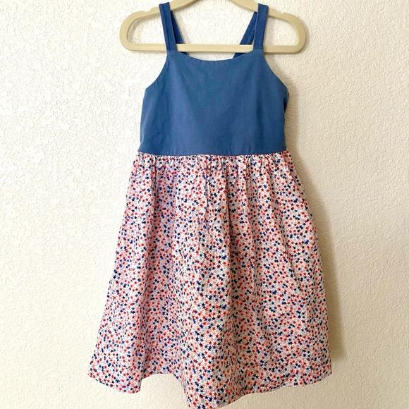 ❗️SOLD❗️GAP Baby Girls Patriotic Dress 5T Kids